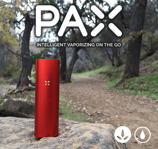 Pax Vaporizer for Flower and Wax