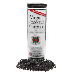McFinn's Activated Virgin Coconut Carbon Filter filter, coconut, mcfinn