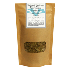 Organic Herbal Blend - Revitalizing aromatherapy, herbal blends, botanical blends, organic, all natural, vaporbrothers, vapor bros, herb,