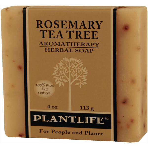 Plantlife Soap - Rosemary Tea Tree