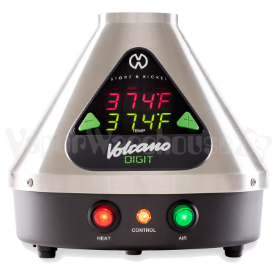 Digital Volcano Vaporizer by Storz & Bickel