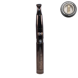Stag Vapor Stealth Pen with Gunmetal Finish