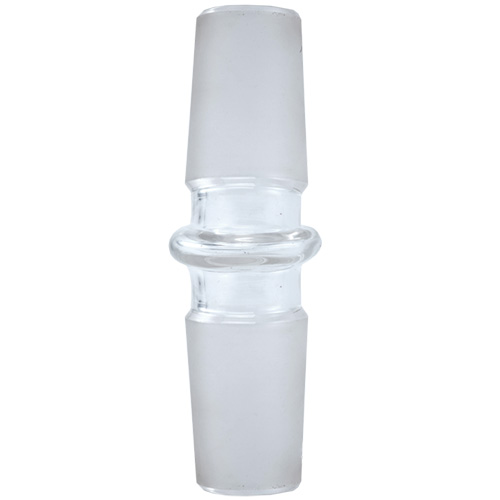 VapeXhale Glass Adapters - Male to Male  accessory glass, water filter, hydrator