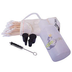 VapeXhale Cleaning Kit vapexhale evo, evo cleaner, glass cleaner, cleaning kit,
