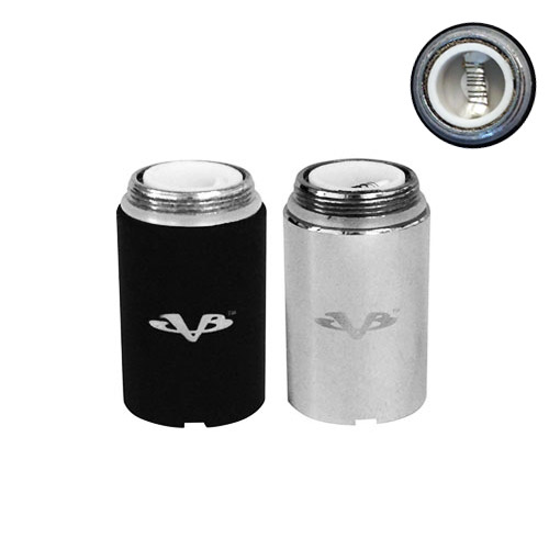 Single Coil Glass Fiber Skillet Atomizer for Vaporbrother VB11 Vape Pen
