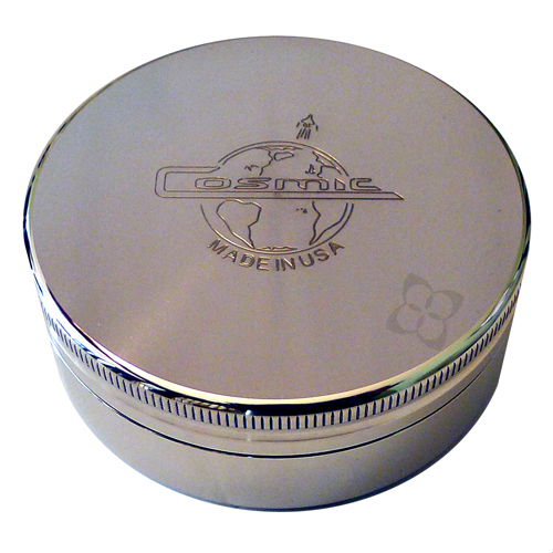 Large Cosmic Case Grinder Classic polish