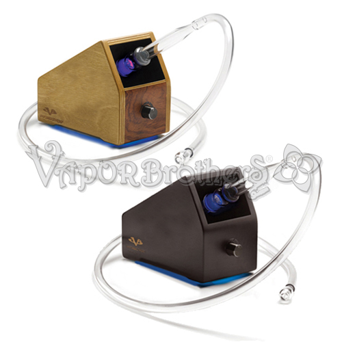 Vaporbrothers Vaporizers Cosmetic Discount in Natural wood and Dark Coffee